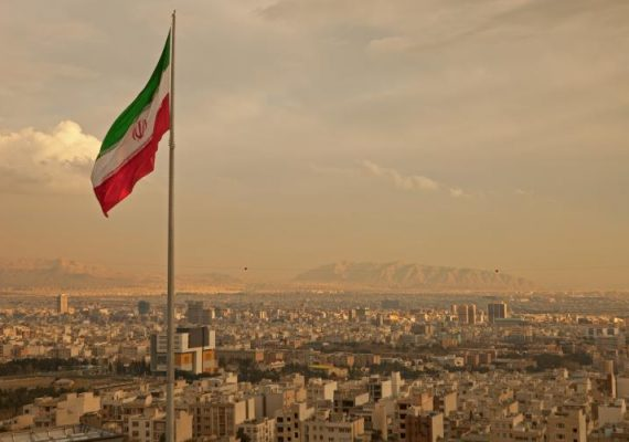 iran-flag-in-the-wind