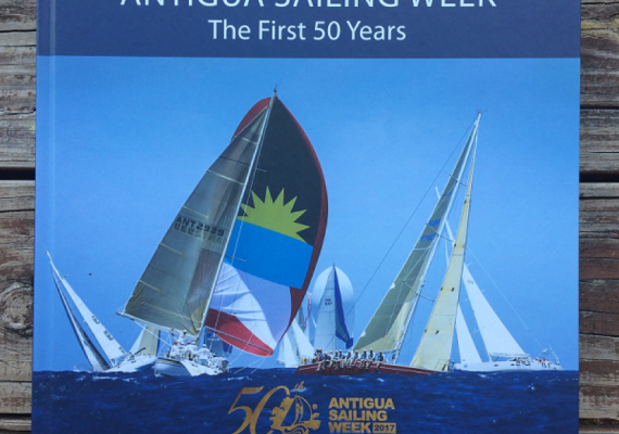 The Citizenship by Investment Unit Sponsors Commemorative Antigua Sailing Week Book
