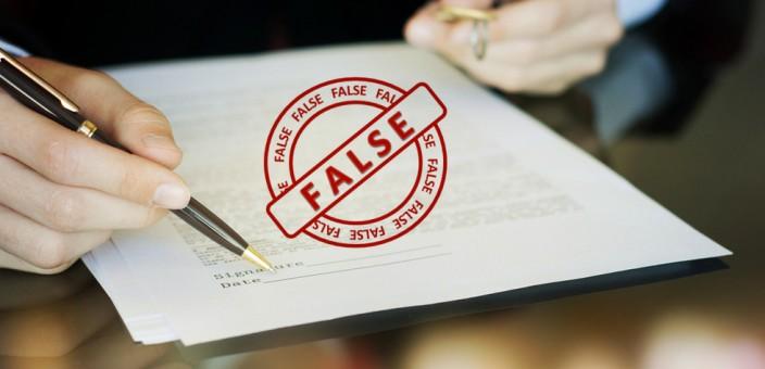 False Information