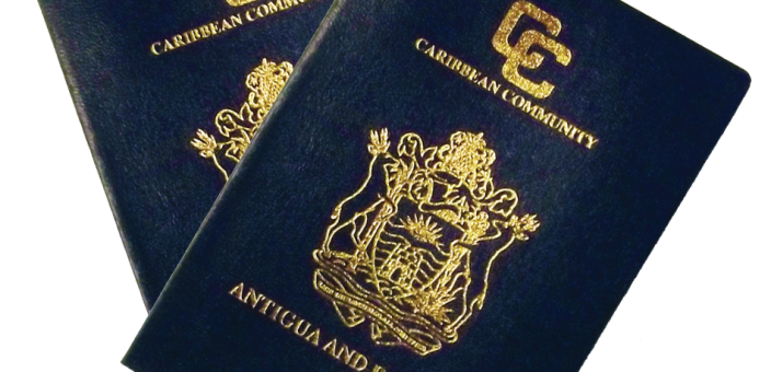 Antigua and Barbuda 25th Most Powerful Passport In The World